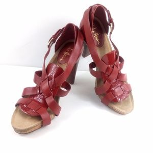 Cole Haan Jocelyn Gladiator Platform Sandals 8.5B